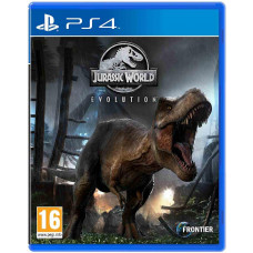 Sold Out PS4 hra Jurassic World Evolution