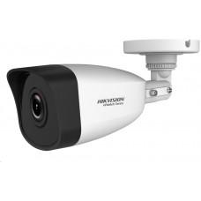 Hikvision HiWatch HWI-B140H (4mm), IP, 4MP, H.265+, Bullet venkovní, Metal&Plastic