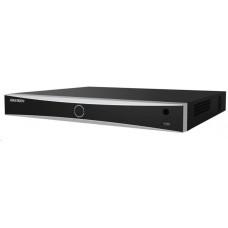 Hikvision NVR, 8 kanálů, 2x HDD(až 8TB), 4K UHD, 8xPoE, 2xUSB, 1xHDMI a 1xVGA, 4xDI,1xDO, audio