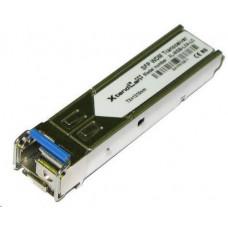 XtendLan SFP [miniGBIC] modul, LC, 1000Base-LX, 20km, WDM, TX1310nm/RX1550nm, SM i MM, Cisco