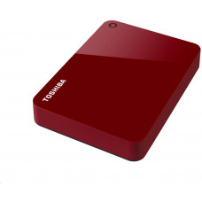 Toshiba HDD CANVIO ADVANCE 4TB, 2,5