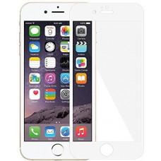 3D tvrzené sklo iPhone 7,8 white