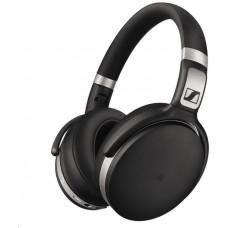 SENNHEISER HD 450 BT, sluchátka typ mušle, bluetooth, černá