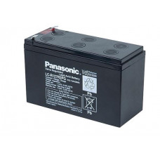 Panasonic Baterie - Panasonic LC-R127R2PG1 (12V/7,2Ah - Faston 250), životnost 6-9let