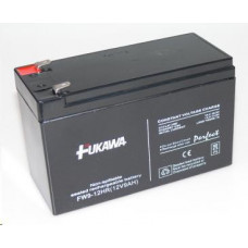 FUKAWA Baterie - FUKAWA FW 9-12 HRU (12V/9Ah - Faston 250), životnost 5let