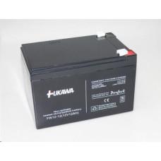 FUKAWA Baterie - FUKAWA FW 12-12 U (12V/12Ah - Faston 250), životnost 5let