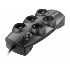 Eaton Protection Box 5 FR, přepěťová ochrana, 5 zásuvek, 1m