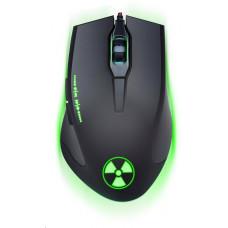 Connect IT BATTLE RNBW optická herní myš