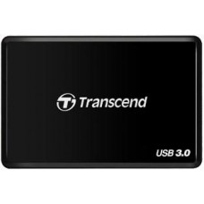 Transcend Card Reader RDF2, USB 3.0, Black