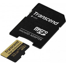 Transcend High Endurance micro SDHC U1 32GB + adapter, Video Recording