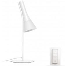 Philips Explore Stolní svítidlo, Hue White ambiance, 230V, 1x6W E14, Bílá