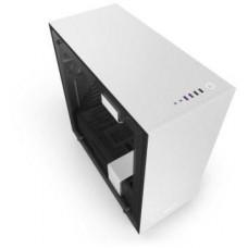 NZXT skříň H700i / ATX / MidTower / 2x USB 3.0 / 2x USB 2.0 / RGB LED / bílá