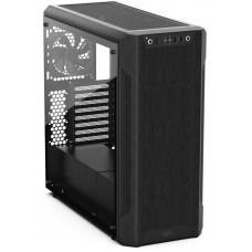 SilentiumPC skříň MidT Armis AR7 TG Black / 2x USB 3.0 / 3x 120mm fan / bočnice z tvrzeného skla