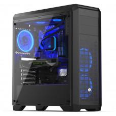 SilentiumPC bočnice ke skříňi MidT Regnum RG4T RGB Pure Black