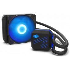 SilentiumPC vodní chladič Navis RGB 120 AiO / 120mm fan / 22dBA / pro AM3, AM4, LGA 2066, 2011