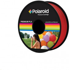 Polaroid 1kg Universal Premium PLA filament, 1.75mm/1kg - Red