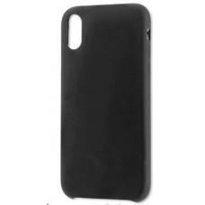 4smarts silikonový kryt CUPERTINO pro Apple iPhone XR, černá