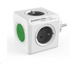 PowerCube Allocacoc ORIGINAL SWITCH bílá / šedá