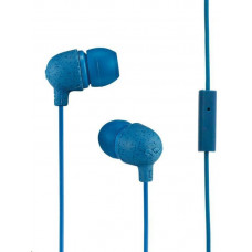 Marley Little Bird - Navy, sluchátka do uší s ovladačem a mikrofonem