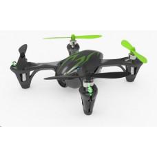 Hubsan Dron H107C 720p black&green
