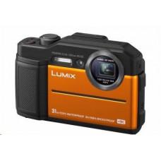 Panasonic DC-FT7EP-D orange  (20,4 Mpx, 4,6x zoom, 3