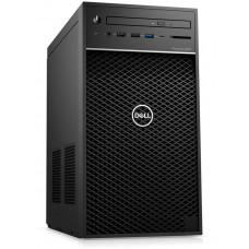 DELL Precision 3630 Tower i7-9700K/16GB/512GB SSD+2TB/P2200-5GB/DVD-RW/USB-C/DP/W10P/3RNBD/Černý