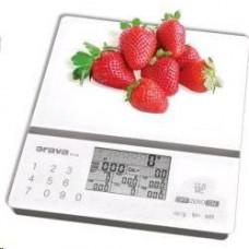 ORAVA  EV-8 A  kuchyňská váha