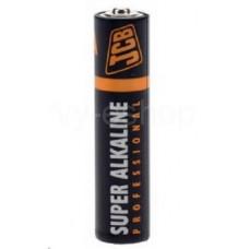 JCB SUPER alkalická baterie LR03, box 100 ks