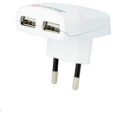 Skross Euro USB nabíjecí adaptér, 2400mA, 2x USB výstup