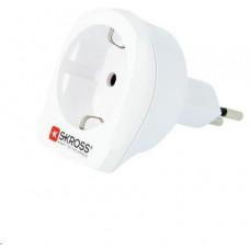 Skross cestovní adaptér SKROSS pro použití ve Švýcarsku