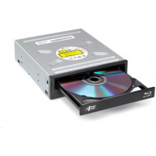 LG HITACHI LG - interní mechanika BD-Combo/CD-RW/DVD±R/±RW/RAM/M-DISC CH12NS40, Black, box+SW