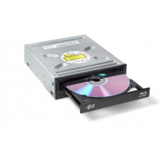 LG HITACHI LG - interní mechanika BD-W/CD-RW/DVD±R/±RW/RAM/M-DISC BH16NS55, Black, box+SW