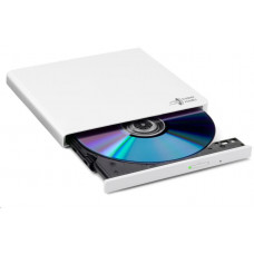 LG HITACHI LG - externí mechanika DVD-W/CD-RW/DVD±R/±RW/RAM GP57EW40, Slim, White, box+SW