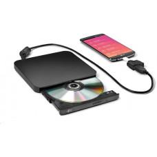 LG HITACHI LG - externí mechanika DVD-W/CD-RW/DVD±R/±RW/RAM/M-DISC GP95NB70, Ultra Slim, OTG