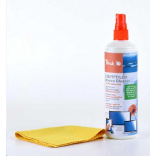 Peach LED/TFT/LCD Screen Cleaner with Microfibre Cloth PA104