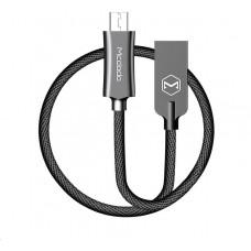 Mcdodo Knight Series USB AM To Micro USB Data Cable (1.5 m) Black