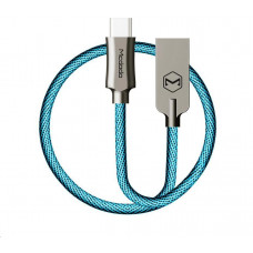 Mcdodo Knight Series USB AM To Type-C Data Cable (1.5 m) Blue
