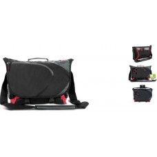 SPEED LINK ASCOPA messenger bag, black-red