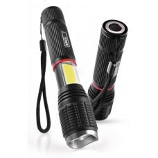 EMOS LED svítilna P3111, 5W 230Lm +3W COB + magnet