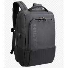 Bestlife Nepremokavý batoh s poistkou na 15.6