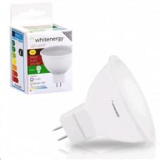 Whitenergy ZA WE LED žárovka SMD2835 MR16 GU5.3 7W teplá bílá