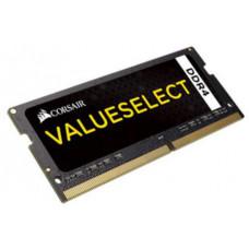 CORSAIR 16GB SO-DIMM DDR4 PC4-17000 2133MHz CL15-15-15-36 1.2V