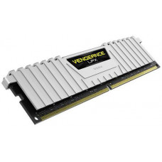 CORSAIR 16GB=2x8GB DDR4 3200MHz VENGEANCE LPX WHITE PC4-25600 CL16-18-18-36 1.35V XMP2.0 (16GB=kit