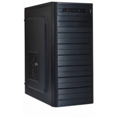 EUROCASE ML X403 ATX case (2x USB, 2x audio, bez zdroje)