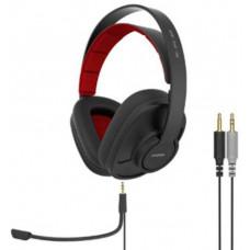 KOSS herní sluchátka HEADSET GMR-540-ISO + mikrofon, černé