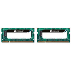 CORSAIR MAC/APPLE 8GB (2x4GB) SO-DIMM DDR3 1066MHz 1.5V CL7-7-7-20 (kit 2x4GB =8GB, 204pin)