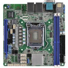 ASROCK RACK MB E3C236D2I server MB 1151 Xeon Kaby Lake (intel C236, 2xDDR4, 6xSATA3, 2xGLAN