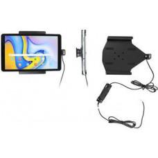 BRODIT držák do auta na Samsung Galaxy Tab A 10.5 SM-T590/SM-T595d bez pouzdra, se skrytým