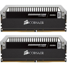 CORSAIR 32GB=2x16GB DDR4 2666MHz DOMINATOR PC4-21300 CL15-17-17-35 1.2V XMP2.0 (32GB=kit 2ks 16GB s