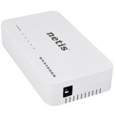 NETIS ST3105GS GBit switch, 5x 10/100/1000Mbps 5port mini size